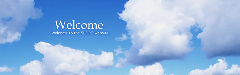 Welcome to the 5LEIRO website.